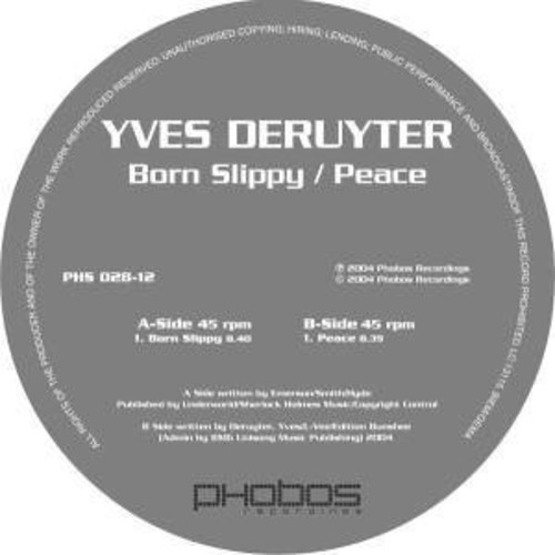 Born Slippy/ Peace