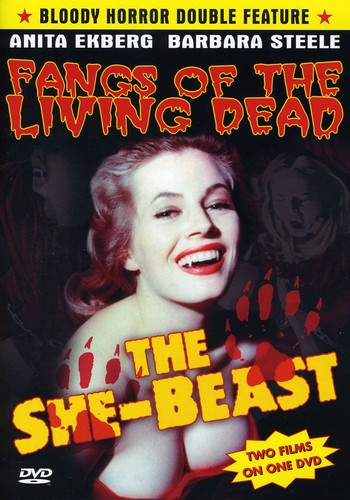 Fangs of the Living Dead/ She-Beast