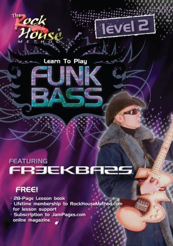 Learn Funk Bass Level 2: Featuring Freekbass