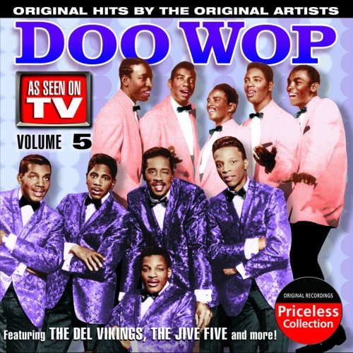 Doo Wop As Seen on TV 5 /  Various