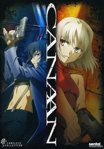 Canaan: Complete Collection [WS] [Subtitles]