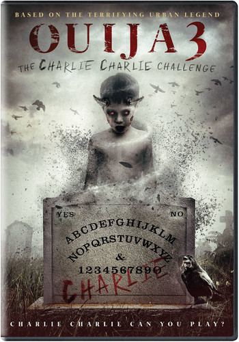 Ouija 3: The Charlie Charlie Challenge