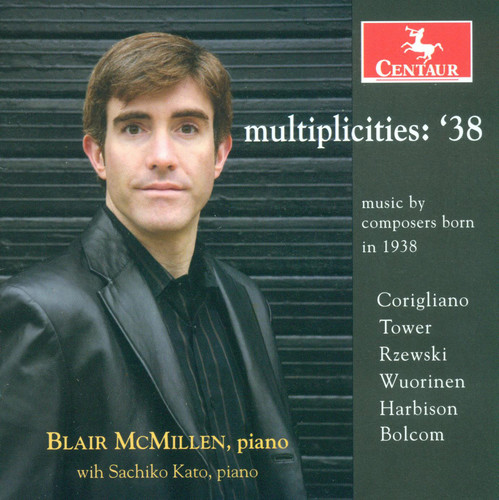 Multiplicities: 38 - Music By Composers Born 1938