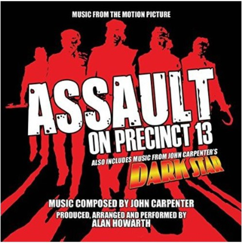 Assault on Precinct 13 /  Dark Star (Music from)