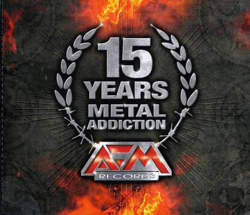 15 Years Metal Addiction /  Various [Import]