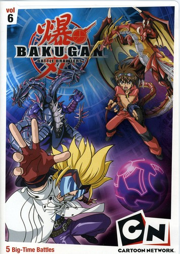Bakugan 6: Time for Battle