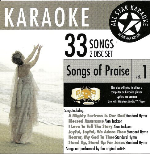 Karaoke: Songs of Worship 1