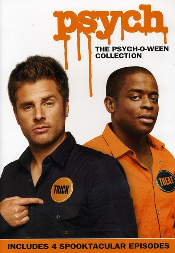 Psych: The Psych-O-Ween Collection