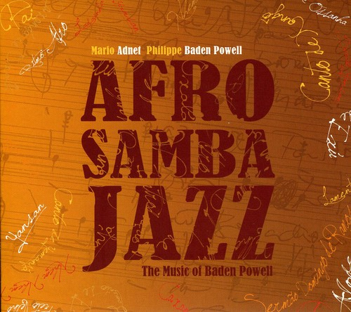 Afrosambajazz: Music of Baden Powell