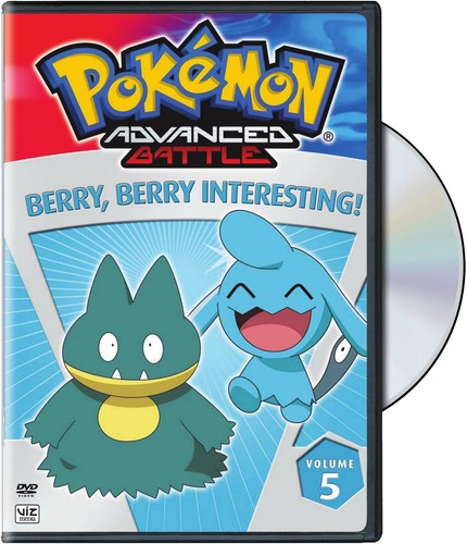 Pokemon, Vol. 5: Advanced Battle - Berry, Berry Interesting [Japanimation] [Full Screen]