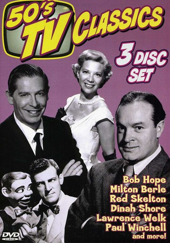 50's TV Collector's Edition [Box Set]