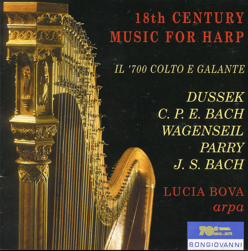 18th Century Music for Harp