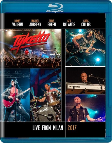 Tyketto: Live in Milan 2017