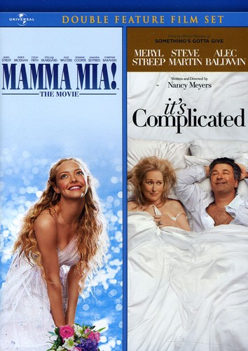 Mamma Mia! The Movie /  It's Complicated Double Feature