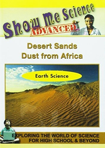Earth Science Desert Sands: Dust from Africa