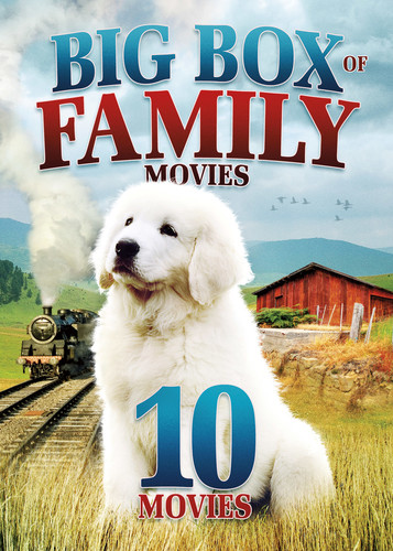 10-Big Box of Family Movies 2