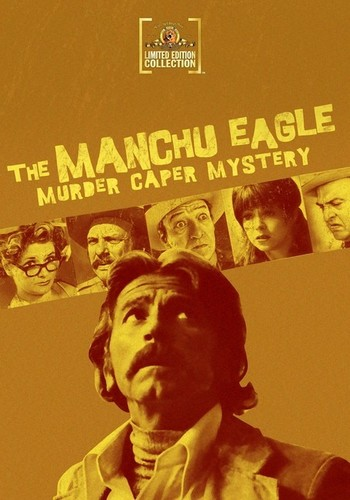 The Manchu Eagle Murder Caper Mystery