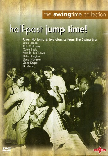 Swingtime Collection: Half Past Jump Time [Bonus CD]