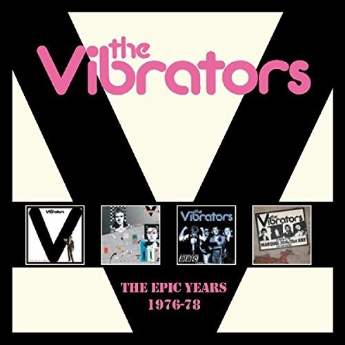 Epic Years 1976-1978 [Import]