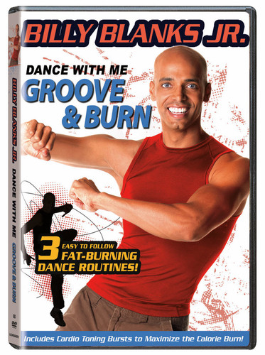 Dance With Me Groove and Burn [Widescreen]