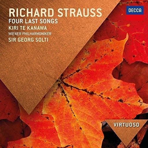 Virtuoso: Strauss R - Four Last Songs