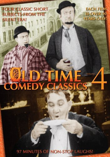Old Time Comedy Classics 4