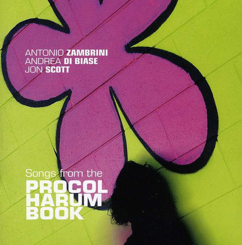 Songs Procol Harum Book [Import]