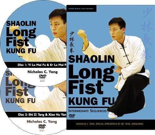 Longfist Kungfu Intermediate Sequences
