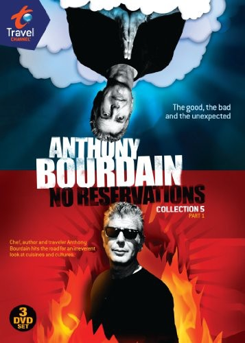 Anthony Bourdain: No Reservations Coll 5 PT.1