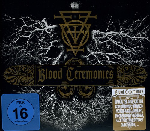 Blood Ceremonies /  Various [Import]