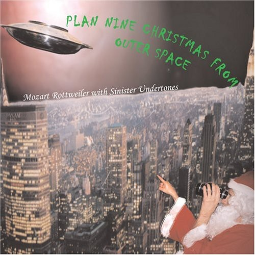 Plan Nine Christmas from Outer Space