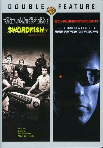 Swordfish/ Terminator 3: Rise Of The Machines [WS] [Double Feature]