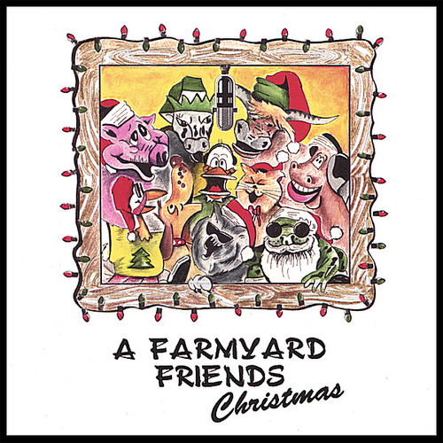 Farmyard Friends Christmas