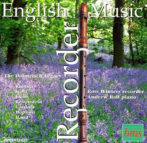 English Recorder Music