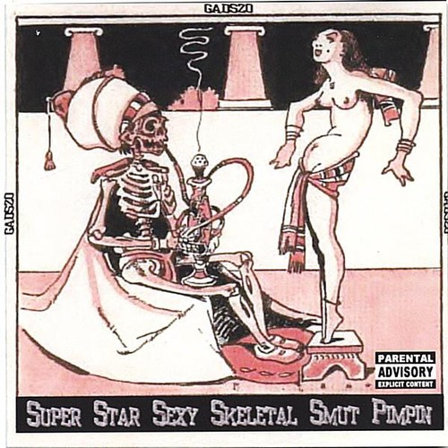 Super Star Sexy Skeletal Smut Pimpin