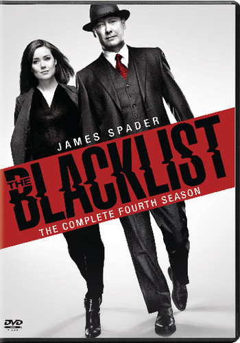 The Blacklist: The Complete Fourth Season