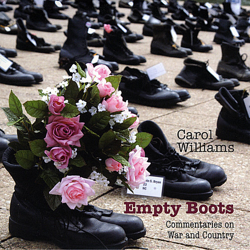 Empty Boots: Commentaries on War & Country