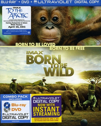 IMAX: Born To Be Wild [Standard Edition] [O-Sleeve]