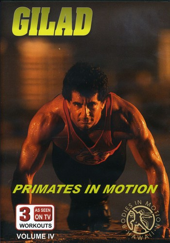 Gilad: Bodies in Motion 4 - Primates in Motion