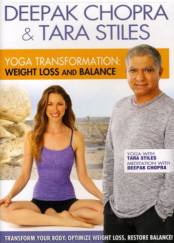 Yoga Transformation: Weight Loss and Balance