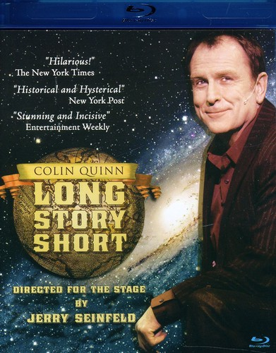 Colin Quinn: Long Story Short
