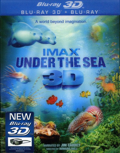 IMAX: Under The Sea [WS] [3D] [Includes 2D Version] [Lenticular O-Sleeve]