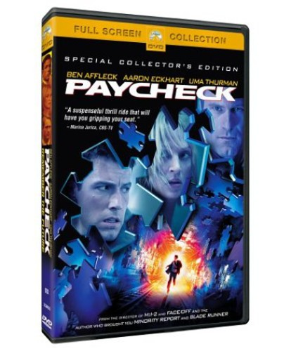 Paycheck [Full Screen] [Special Collector's Edition]