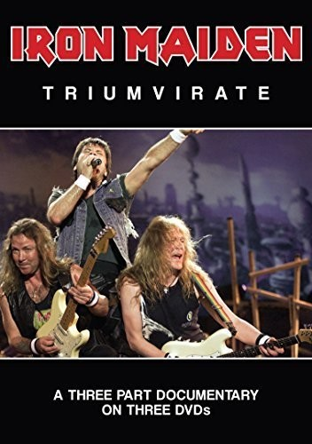Iron Maiden - Triumvirate