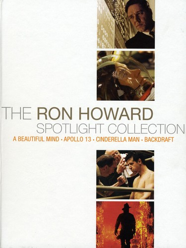 The Ron Howard Spotlight Collection [WS] [Digipak] [Gift Set] [8 Discs]
