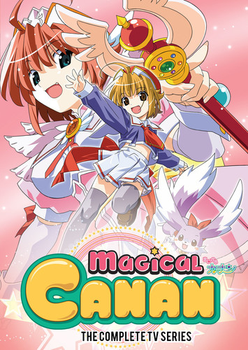 Magical Canan: Complete TV Series