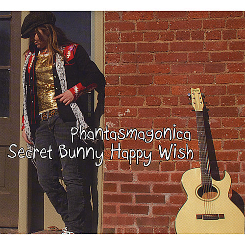 Secret Bunny Happy Wish