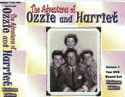 Adventures of Ozzie and Harriet: 12 Episodes Vol 1