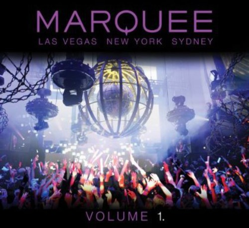 Marquee [Mixed By MR.Q] /  Various