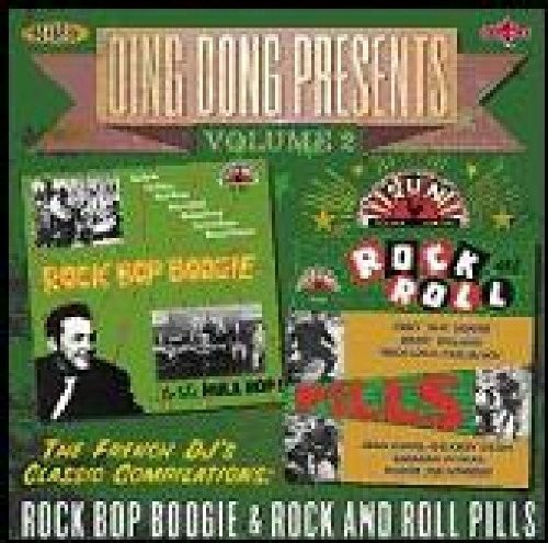 Rock Bop Boogie & R & R Pills [Import]